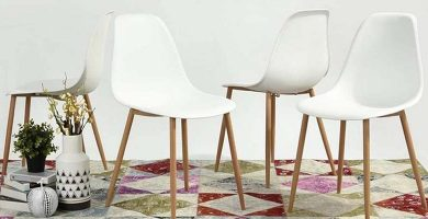 Sillas nórdicas Eames Menzzo, Amazon, sillatea, sillas y mesas online, silla nordica, Muek Home, Vaukura, Loftchair, munekhome, sillas y mesas de madera, iconsumer,